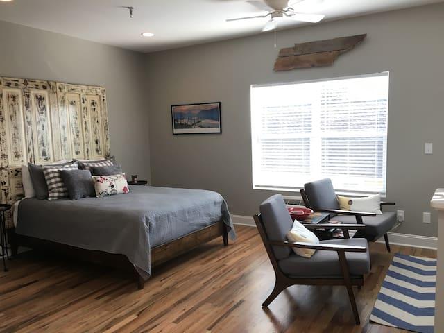 Southside Studio Loft - Chattanooga - Appartement