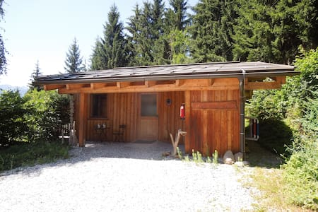 Oostenrijks luxe vakantie chalet - Reisach - Dağ Evi