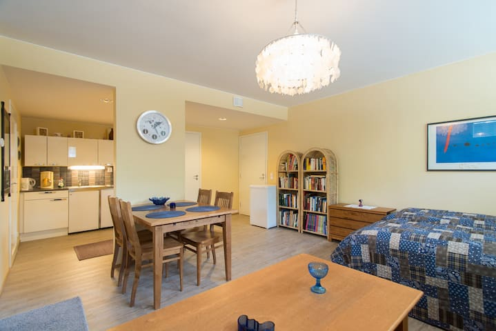 A cosy apartment in the center of Naantali. - Naantali