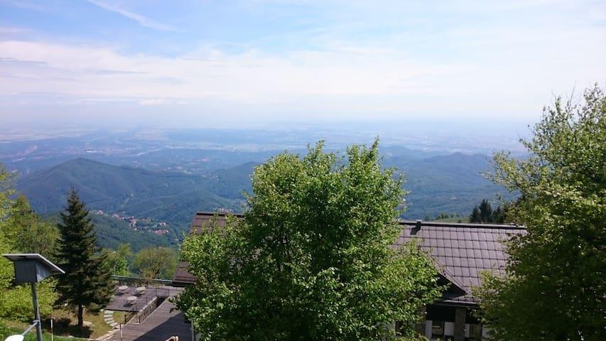 Vacanze e Relax in Montagna - Bielmonte - Apartamento