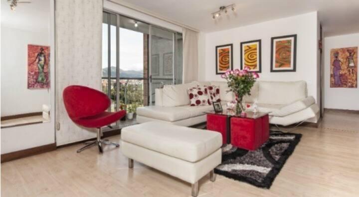 Apartamento Colina Campestre Edificio Barcelona