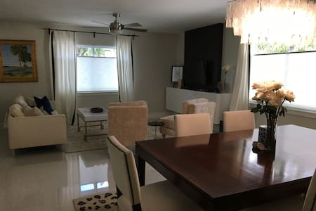 Beautiful North Miami Suite Close to Everything - North Miami