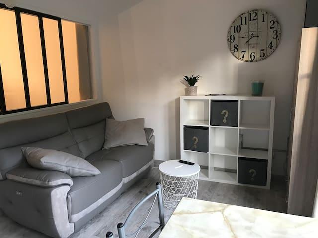 Appartement proche du port