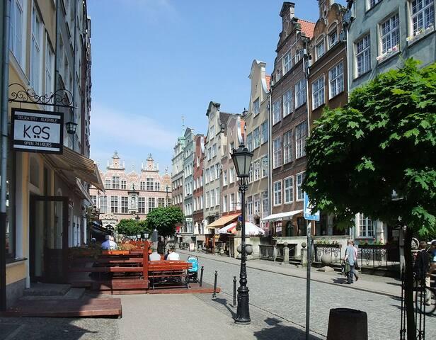 Street view Piwna
