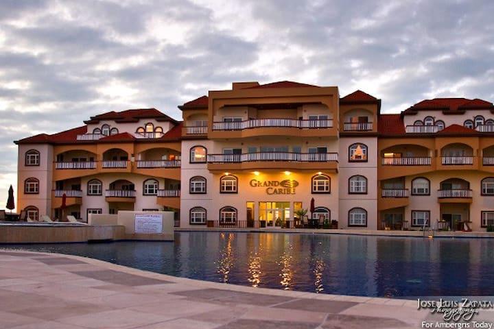 Grand Caribe Resort Belvoir 2-4