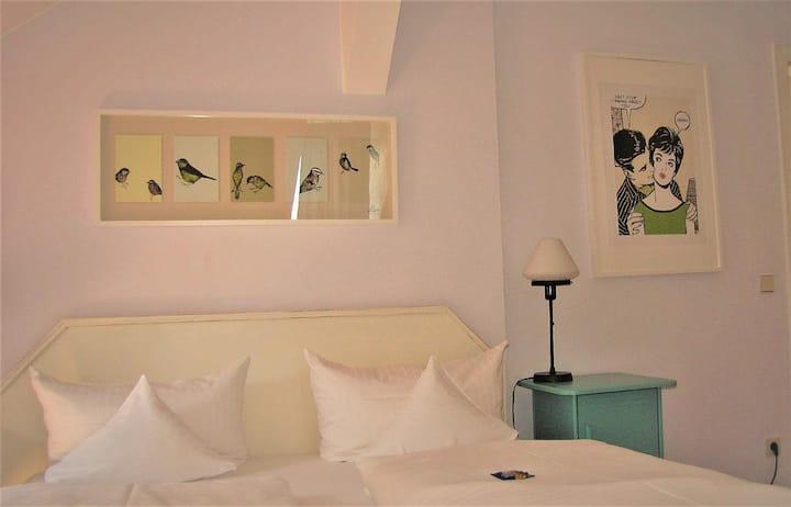 Hotel Tannenhof, (Baden-Baden), Standard Doppelzimmer, 16qm, max. 3 Personen