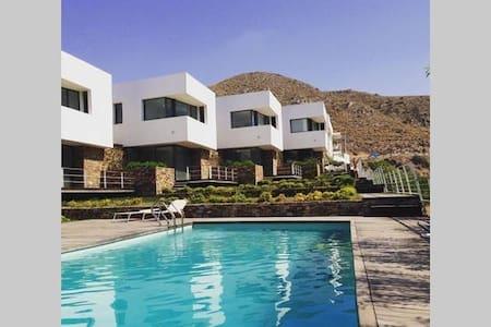Magnífica casa de lujo a estrenar en la playa - Almería - Rumah