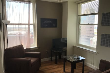 Cozy one bedroom apt with great view - Memphis