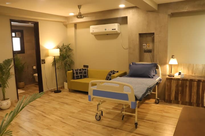 Meraki MediStays/Nusing Home/OldAge Home/PrePostOp