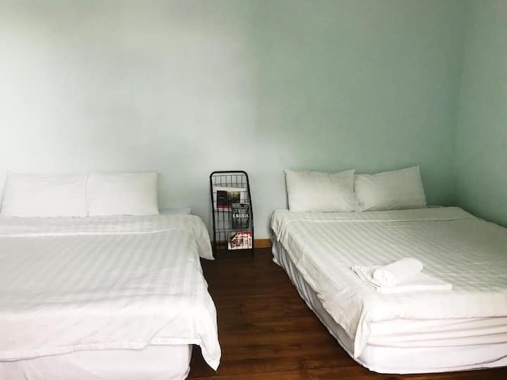 Deluxe Quadruple Room in Tam Dao