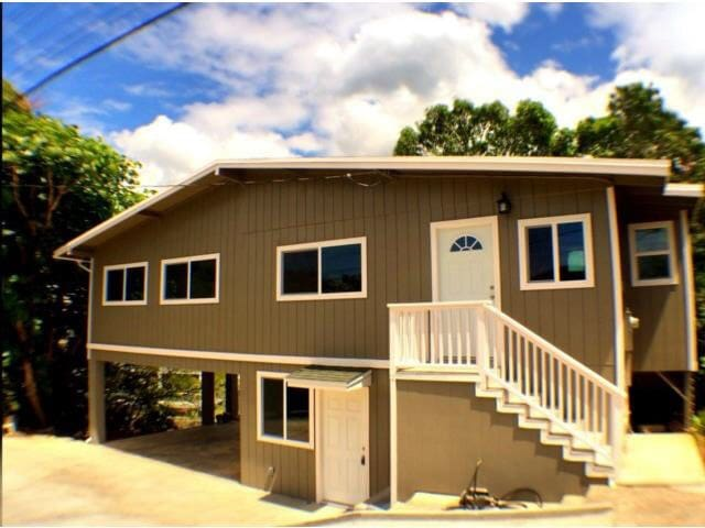 New private stream side valley home - Honolulu - Dom