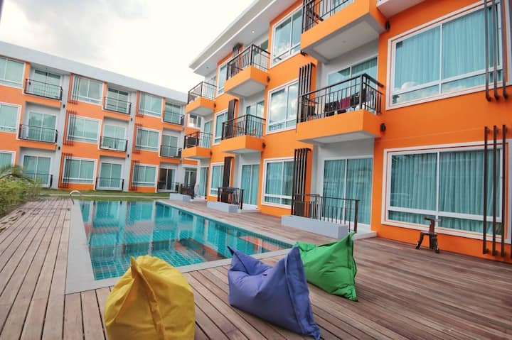 Long 'N Joy Samui(Junior Suite with Pool Access 1)