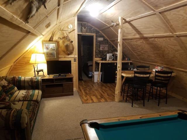 Barn Buck Lodge