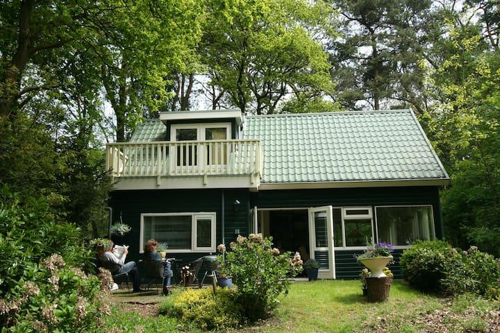Boshuis - Dalfsen - Casa