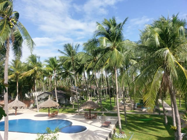 Bungalow in the green - Phan Thiết  MuiNé  - Apartamento