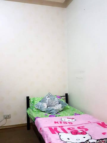 bedspace and rooms