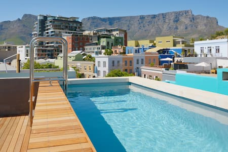 De Waterkant cottage with pool - Kaapstad