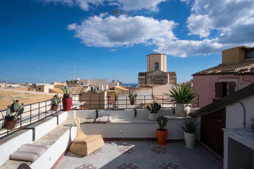 Giudecca Terrace wiew