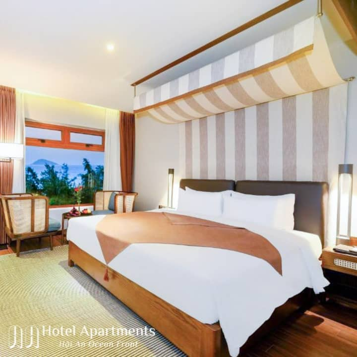 Maxi King Studio Apartment Cua Dai Beach