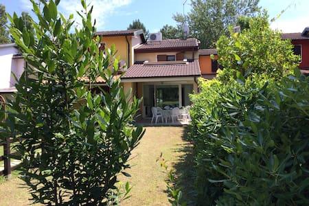 Terraced house, Isola di Albarella, Venezia - Isola Albarella - Sorház