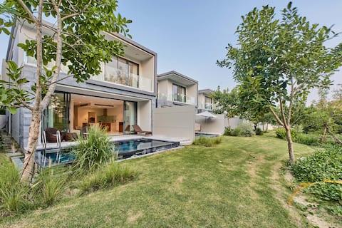 Elegant 3Bedroom Private Pool Villa @ Golf Resorrt