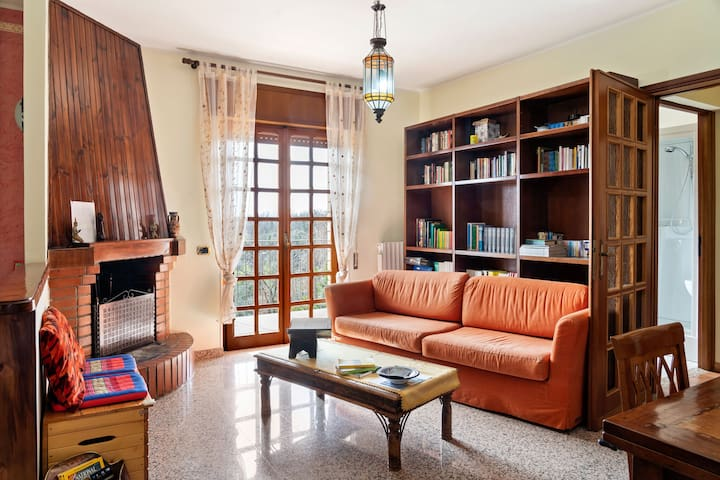 Lovely Apartment in Priverno with Garden