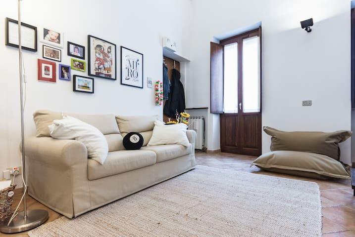 COZY STUDIO-EGYPTIAN MUSEUM - Torino - Apartment