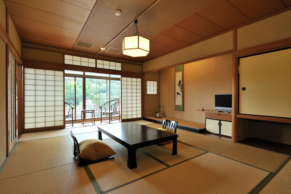 37㎡Tatamimat  Tatami mat Japanese style living room