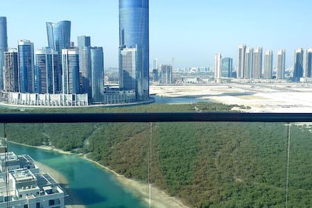 Stunning sea & mangroves view w/balcony/en suite