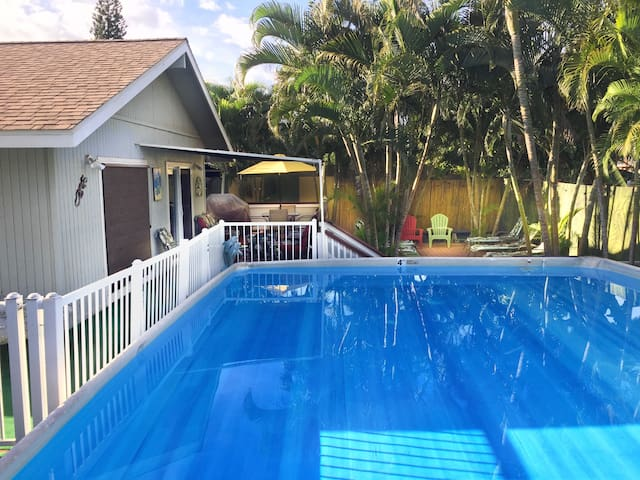 Hale Luana,  4B Pool,Hot Tub, A/C,STKM2013/0009