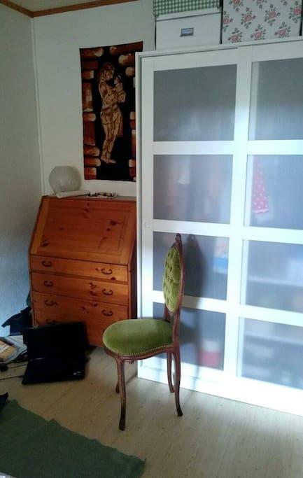 Bedroom, other side