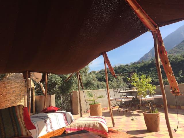 Chez Yahia, au Coeur de l'Ourika