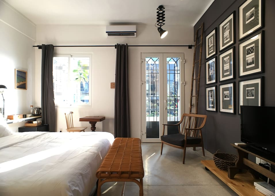 Spacious studio perfect for a couple