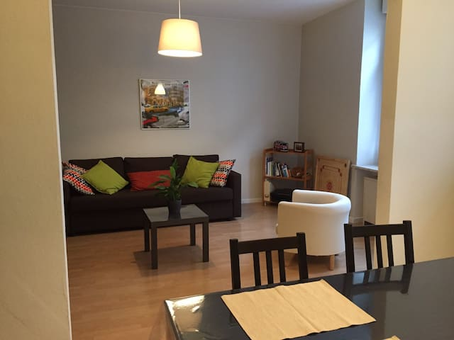 Charming flat in Wuppertal, max 4 person - Wuppertal - Wohnung