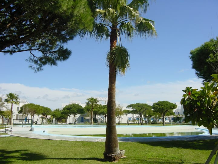 Apartment close to the beach in Chiclana