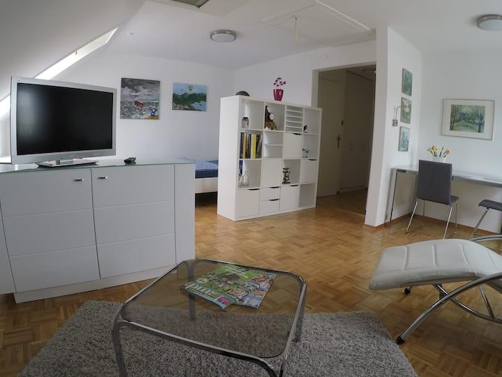 Welcome Apartment 40 qm im Münchner Süden
