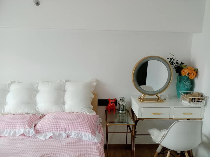 深圳北站高空loft女生公寓