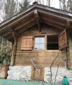 Waldhaus, für Ruhe und Erholung, Nähe Brienz