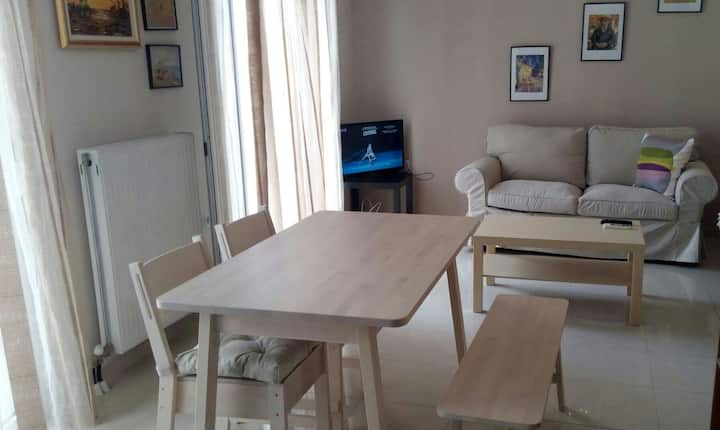 Dina's apartment