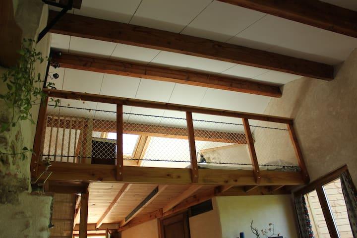 loft/mezzanine