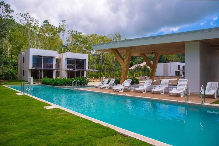 Condominio amueblado - Foresta Residences - Jacó