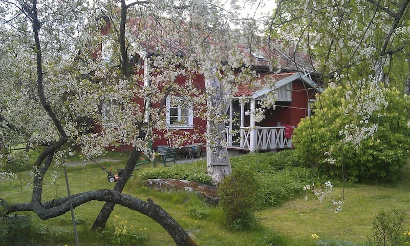 Country house on the historic island of Adelsö