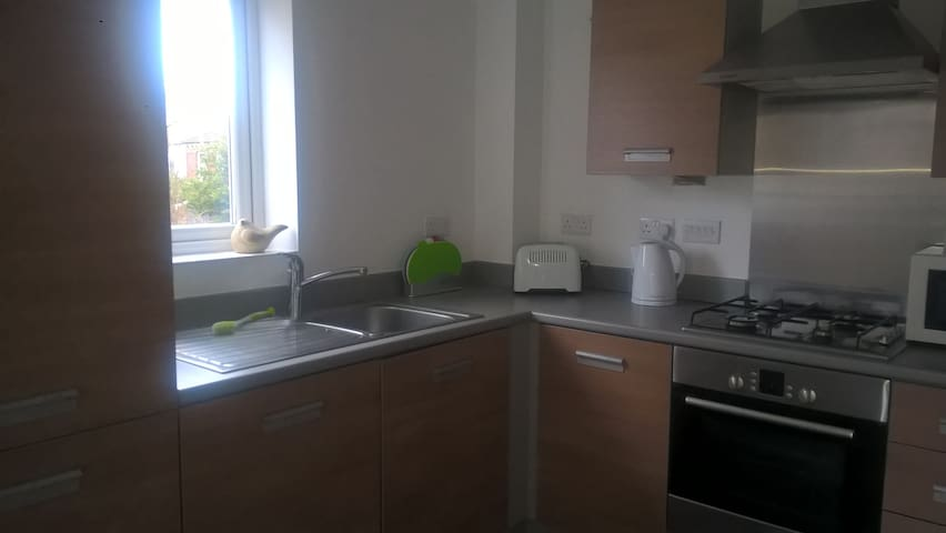 Small, modern one Bed flat centrally located - Southampton - Huoneisto