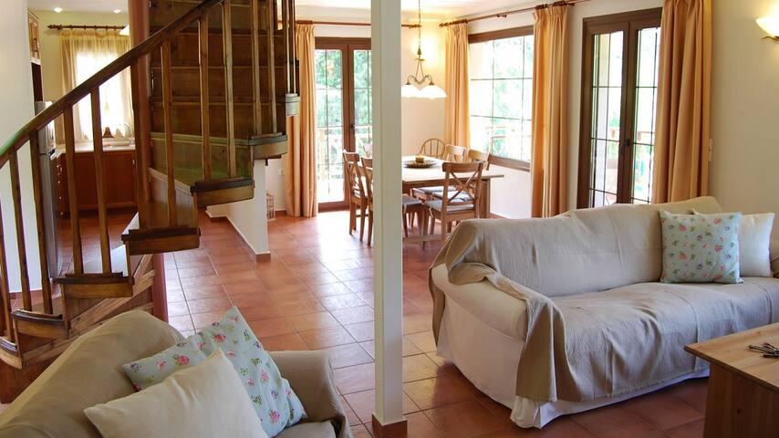 Three Bedroom House Villa Jasmin - Platanias - House