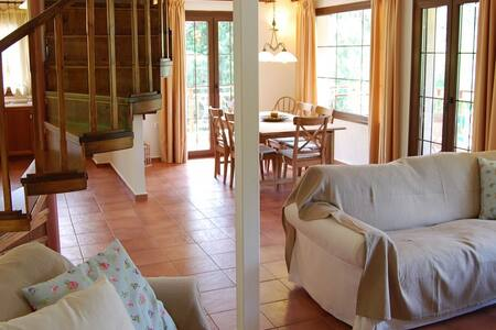Three Bedroom House Villa Jasmin - Platanias - 獨棟