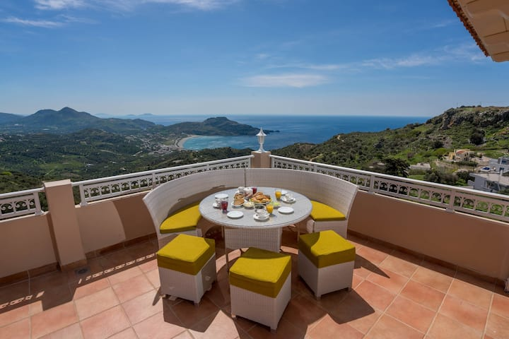 Sellia Resort Excl1 (NEW)-Incredible Sea View