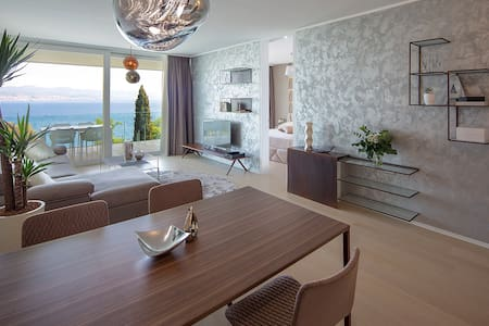 Opatija Deluxe Apartment with swimming pool