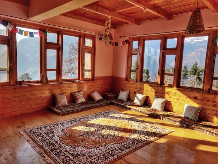 Rustling Pines   Entire Himachal villa