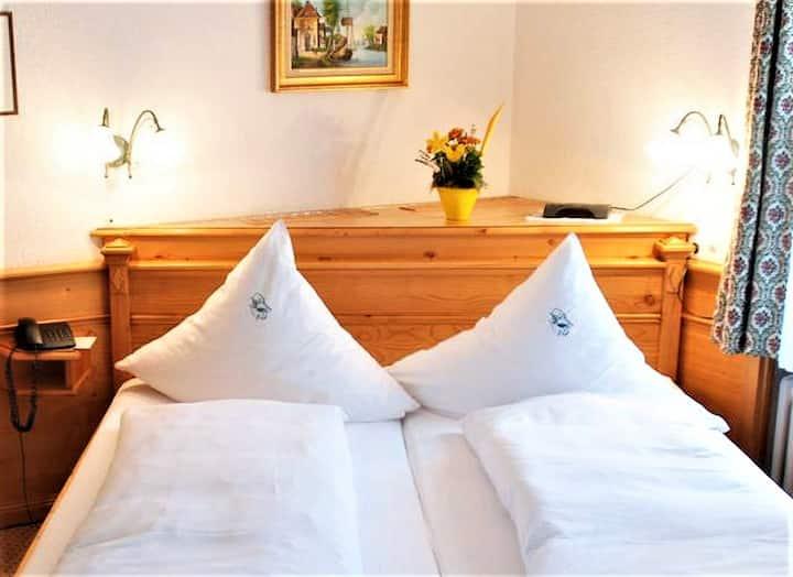 Hotel Storchen Bodensee, (Uhldingen-Mühlhofen), Doppelzimmer Landhaus