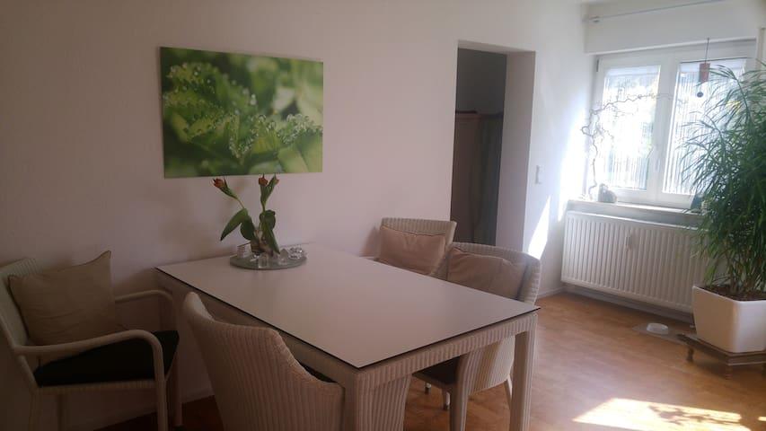 Schöne 2,5 Zimmerwohnung in Oberstadt Meersburgs - Meersburg - Multiproprietà